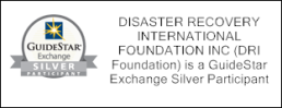 Disaster Recovery International Foundation Inc (DRI Foundation) is a GuideStar Exchange Silver Participant