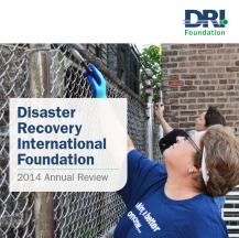 DRI Foundation Inaugural Review