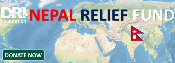 Nepal Earthquake Relief Fund Banner Image Large