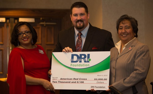 DRI Foundation Supports Red Cross in Building Resilient Communities