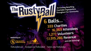 Join the DRI Foundation at the Rusty Ball 2016!