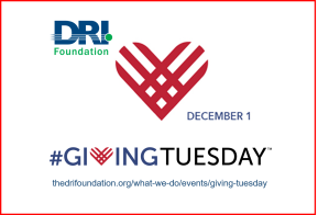 Announcing the Winner of the DRI Foundation's #GivingTuesday Twitter Contest!