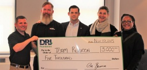 DRI Foundation Teams with Rapid Response Veterans Group Team Rubicon