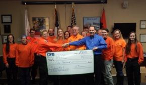 DRI Foundation Donates $1000 to the Rowlett Citizen Corps Council's Teen CERTProgram