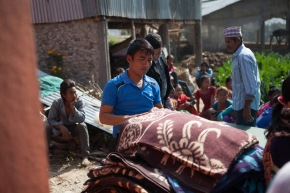 Q&A: Nepal Relief with Mennonite Central Committee