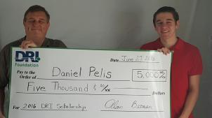 DRI Scholarship - Pelis Pic