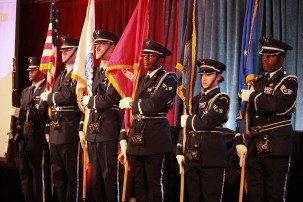 DRI Foundation - Nellis AFB Honor Guard