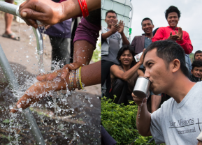 The Long-Term Good of Your Donations – Water Mission inNepal